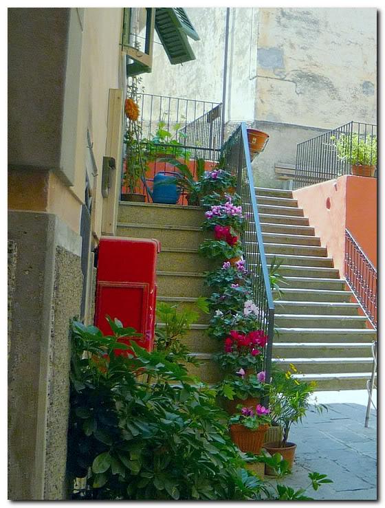 Италия. Лигурия