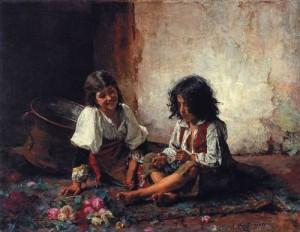 Итальянские дети