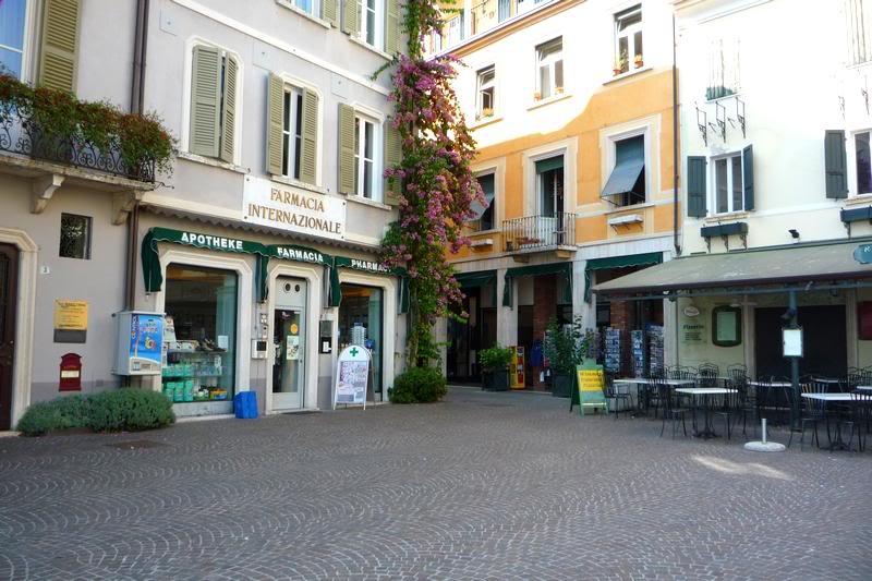 Гардоне Ривьера. Италия.