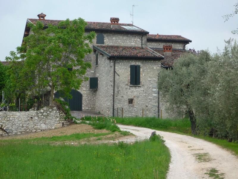 Домик в горах. Северная Италия
