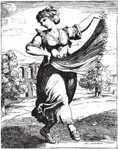 Гравюрa Бартоломео Пинелли (1781—1835)
