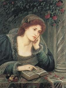 """Beatrice"" Marie Spartali Stillman"