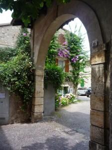 Каменная арка