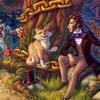 Пушкин слушает кота