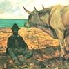 крестьянин и волы