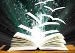 книга с улетающими страницами