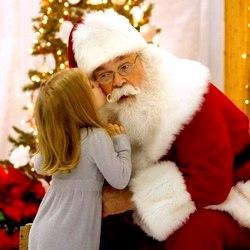Девочка и Дед Мороз